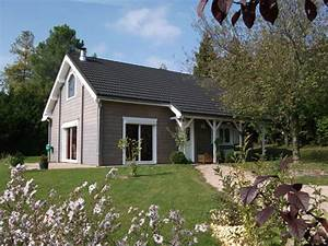 Maison En Bois Tout Compris : maisons caract re bois maison de r ve en bois maisons ~ Melissatoandfro.com Idées de Décoration