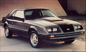 Timeline  1983 Mustang
