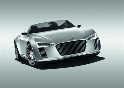 Audi Confirms Third Sports Car For Its Line Top Speed
