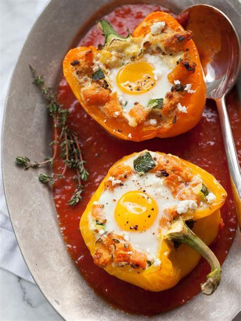 cuisine poivron 1000 idées à propos de poivrons farcis végétariens sur