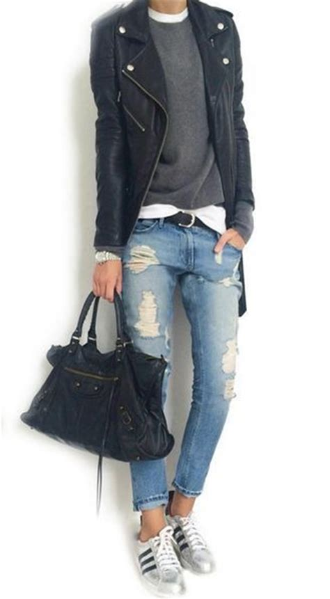 Rock u0026#39;nu0026#39; Roll Tomboy style | TOMBOY | Pinterest | Sporty Bags and Rock roll
