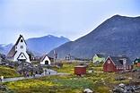 Nanortalik: A Sleepy Coastal Town in Southern Greenland ...