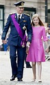 Queen Mathilde leads Belgian National Day celebrations ...