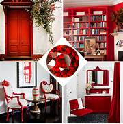 Home Decorating Designs by Red Home Decor