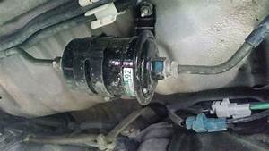 Replacing Fuel Filter In 3rd Gen 4runner   Pictures