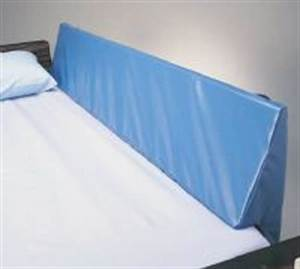 hospital bed safety and gap protection bed bumpers With bed gap wedge