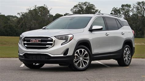 Gmc Picture by 2018 Gmc Terrain Driven Pictures Photos Wallpapers And