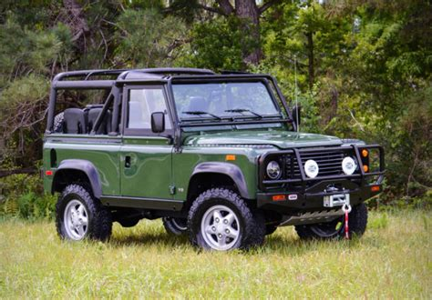 security system 1994 land rover defender 90 engine control custom nas land rover defender 90 for sale photos technical specifications description