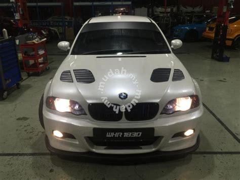 bmw    sport style front bumper set car