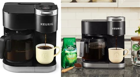 Sign in to check out. Keurig K-Duo Single-Serve & Carafe Coffee Maker Only $85 + Earn $15 in Kohl's Cash!