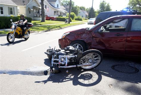 Michigan Motorcycle Accident Injury