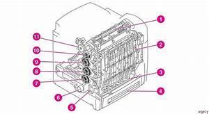 Hp 5500 5550 Parts