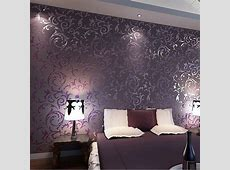 purple wallpaper for bedroom walls 28 images bedroom