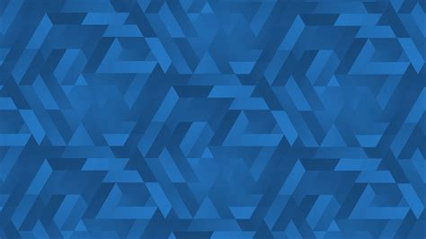 blue gradients textures triangles hd wallpaper