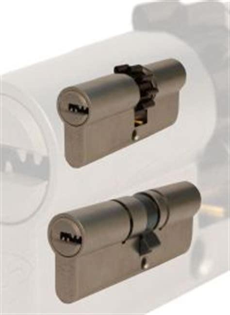 schließzylinder mit sicherheitskarte zylinder adlo