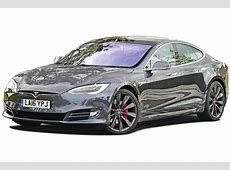 Tesla Model S hatchback practicality & boot space Carbuyer