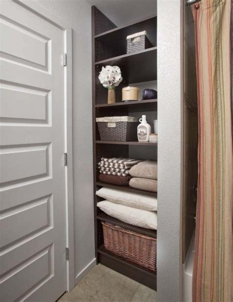 bathroom closet shelving ideas storage closet ideas bathroom small bathroom linen closet