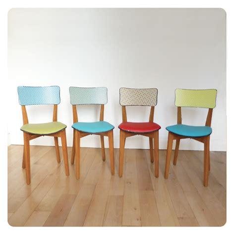 chaises de couleur chaises de couleur