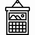 Wall Calendar Icons Icon