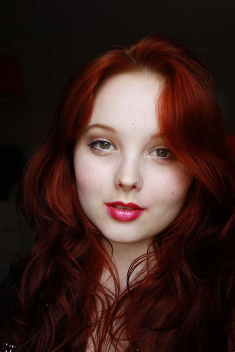 dark orange hair color hair colors idea