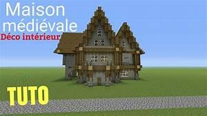 Maison Médiévale Minecraft Tuto Minecraft Comment Faire Une