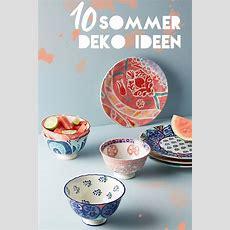 Deko Shopping 10 Sommerliche Ideen Für Die Eigenen 4 Wände
