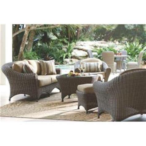Martha Stewart Living Patio Furniture Lake Adela by Martha Stewart Living Lake Adela Weathered Gray 6