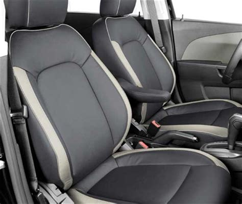 Katzkins Leather Upholstery by Chevrolet Sonic Katzkin Leather Seat Upholstery Kit