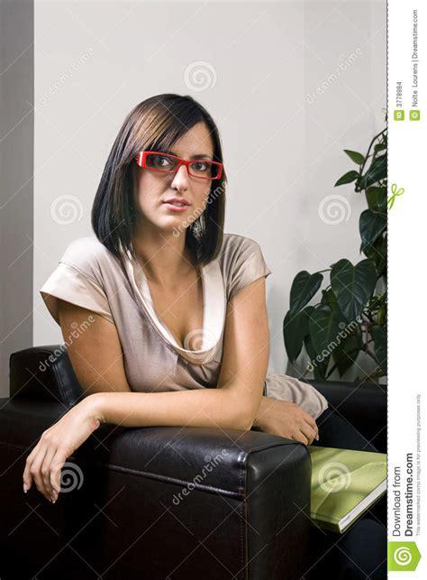 bureau femme gestionnaire de bureau images stock image 3778984