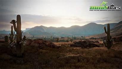 Wild West Cactus Desert Screenshots Mmohuts