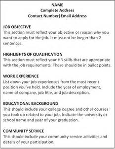 strong interpersonal skills resume top 10 great looking free resume templates that will get you that crocktock