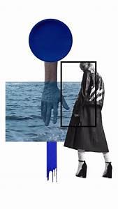 Bleu De Klein : photomontage inspiration ss16 off white et bleu de klein ~ Melissatoandfro.com Idées de Décoration