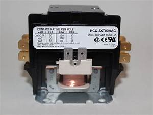 Contactor 40 Amp 24 Volts Double Pole