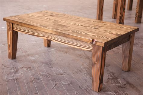 solid wood farmhouse table solid wood farmhouse coffee table rustic coffee table