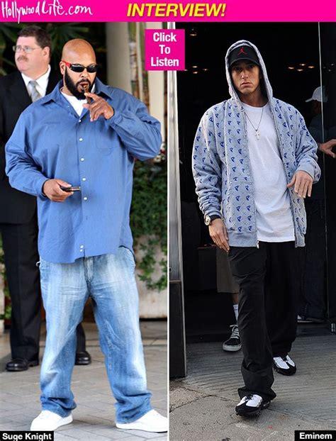Suge Knight Sent Men To Kill Eminem In 2001 — Bodyguard's ...