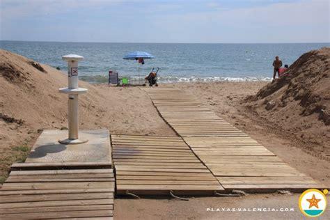 playa la goletatavernes de la valldignavalencia