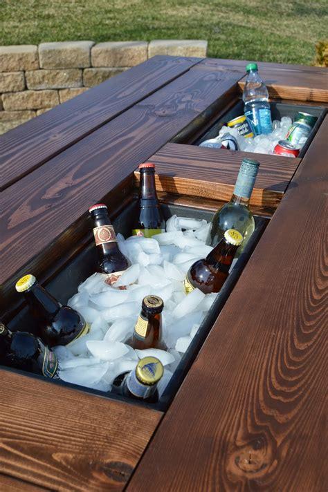15 amazing diy outdoor furniture ideas weekend
