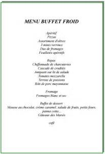 menu mariage traiteur menu quot buffet froid quot mariage traiteur à tarare terre d 39 italie traiteur 69170