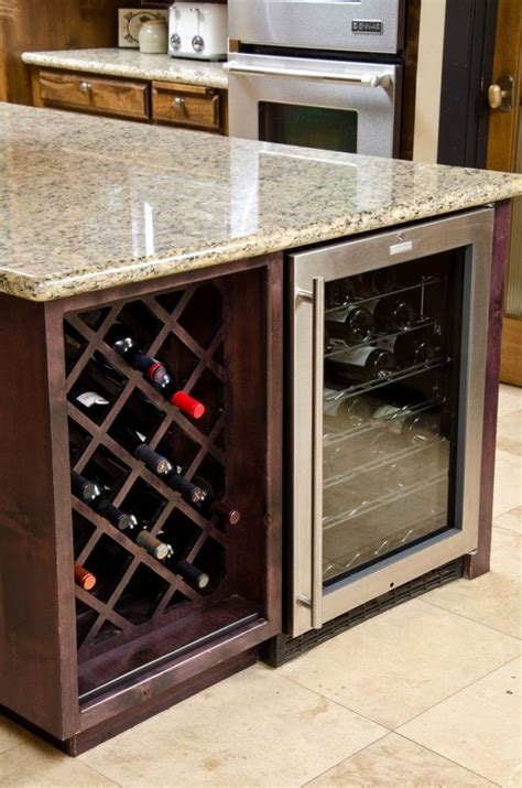 built in wine rack cabinet 25 modern ideas for wine storage in your kitchen and