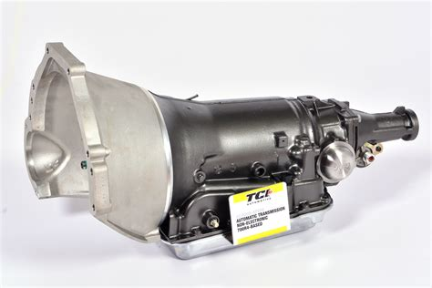 New 4x Automatic Transmission Line From Tci Auto