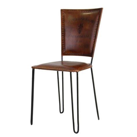 chaise industrielle pas chere maison design bahbe com