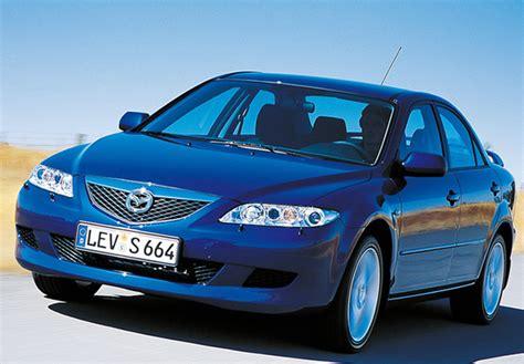 Mazda 6 Sedan 2002–04 Images