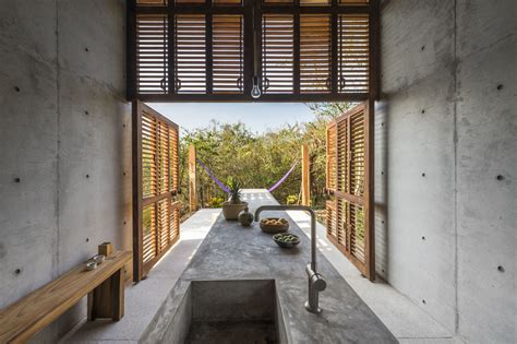 casa tiny rustic affordable escape  pool airbnb beach