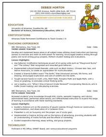 sle 1st grade resume 39 best images about resume exle on high school students resume format and