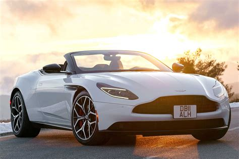 2018 Aston Martin Db11 Volante First Drive Review Its No