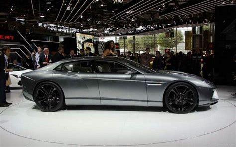 2014 Lamborghini Estoque, The 4-door Lamborghini