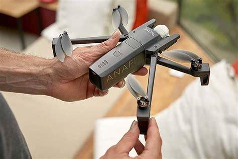 parrot anafi ultra compact  camera drone gadgetsin