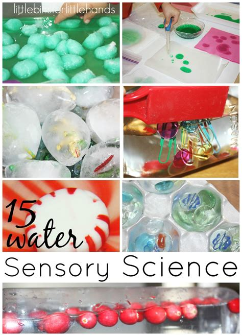 water sensory science activities for early learning play 690 | 15 Water Sensory Science Activities
