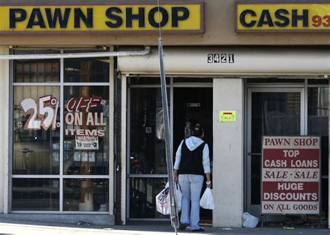 millennials tapping payday loans  pawn shops