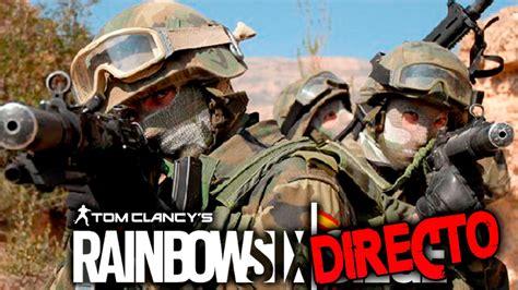 siege canal plus directo de rainbow six siege vamos a por todas w loziam